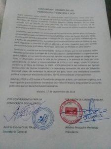 La oposición pide que el fiscal anticorrupción abra una investigación para conocer lo ocurrido en Brasil