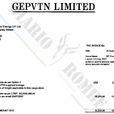 GEPVTN, la empresa de los cleptómanos de Gepetrol que defraudó millones al Estado durante 11 años