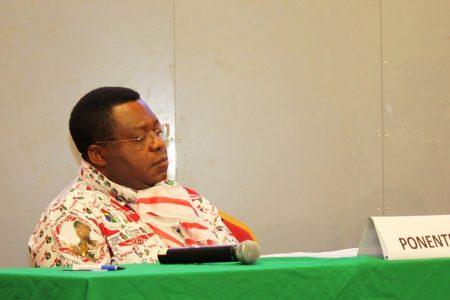 El Ministro de Seguridad Nacional, Nicolás Obama Nchama sobrevive a un grave accidente en Malabo