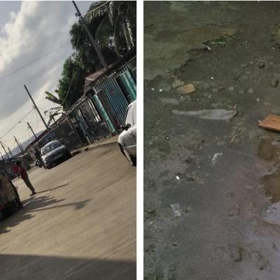 La búsqueda de agua se ha convertido en una lucha diaria en el barrio Campo Yaunde