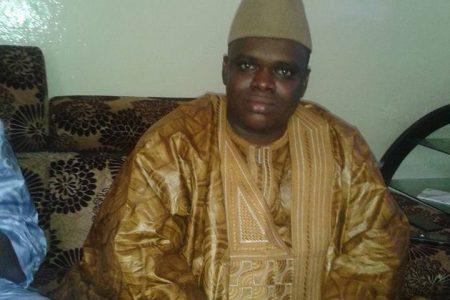 """Detenido Niangadou Abdoulaye, socio de Constantino Obiang Mba Angue """"Etha"""""""