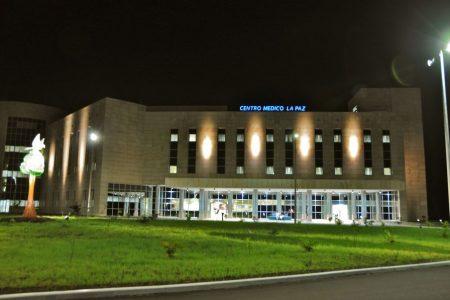 El Centro Médico La Paz de Malabo, foco de infección del COVID-19