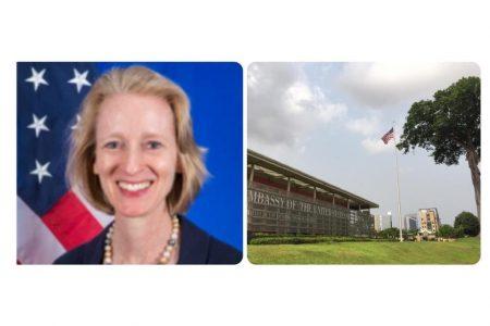 Presente y Futuro: Embajada de EE.UU en Guinea Ecuatorial