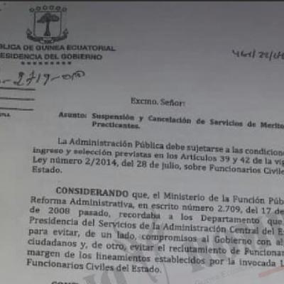 El Gobierno despide a 99 trabajadores del Ministerio de Cultura y Turismo