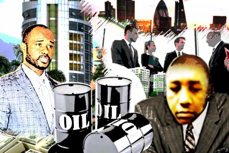 Michael Orji, el periodista nigeriano que controla la empresa de Antonio Oburu en Londres