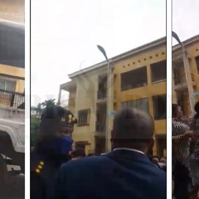 Armengol Ondo Nguema llega a un acuerdo con sus extrabajadores para terminar con la concentración
