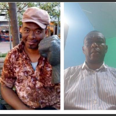 David Mba Nguema extrabajador de Satram y víctima de un accidente laboral sigue pidiendo justicia después de 16 años