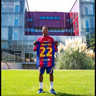 ¿Puede y debe Ansu Fati soportar la presión en el Barcelona?