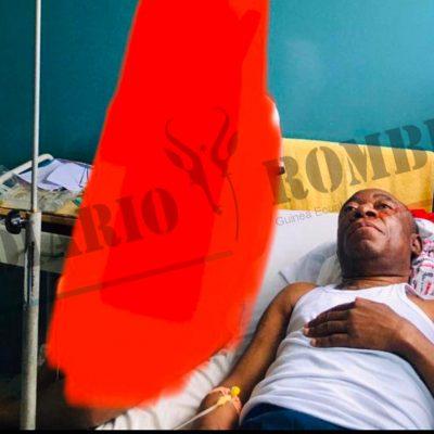 Desaparición forzosa del prisionero Alejandro Nguema Osa Nchama en Black Beach