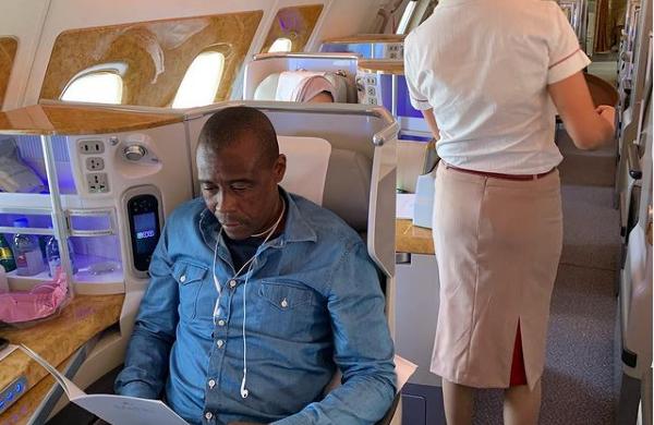 Caso Villarejo: Detenido el hermano de Constancia Mangue Nsue Okomo en Dubai