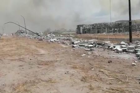 """Los niños, víctimas de las explosiones por la """"imprudencia y malicia"""" del gobierno ecuatoguineano"""
