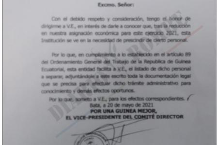 """Geproyectos prepara el despido de toda la cúpula directiva de Bata """"por falta de fondos"""""""