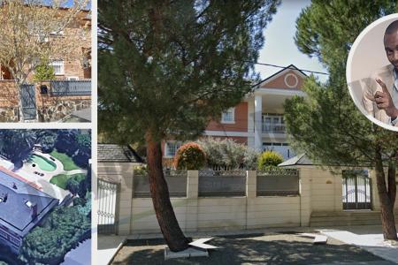 Las mansiones en España de Candido Nsue Okomo, un remanso de lujo y corrupción