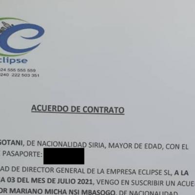 Eclipse SL: Empresa libanesa acuerda un contrato de obra pública pagando comisiones ilícitas