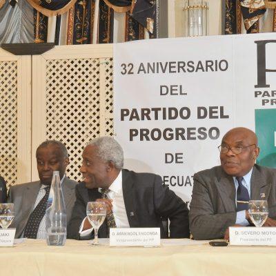 ¿El partido del Progreso de Guinea Ecuatorial está a la deriva?
