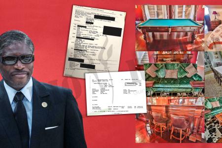 Teodorin pagó 3.146.754,10€ a través de SOCAGE para comprar dos propiedades en Sudáfrica
