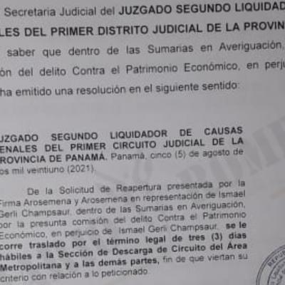 Una jueza panameña ordena reabrir la investigación contra los testaferros rusos de Obiang