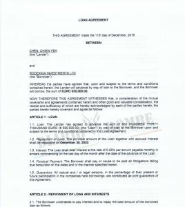 Antonio Oburu compró una villa en Belice a través de Pedro Mouriño Uzal, Cónsul honorario de Rusia en España